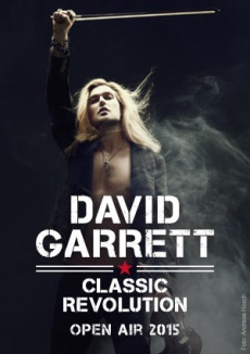 David Garrett David Garrett Auf Open Air Tour 2015 Smago