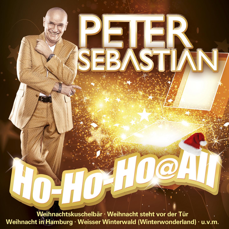 PETER SEBASTIAN Weihnachts-CD \