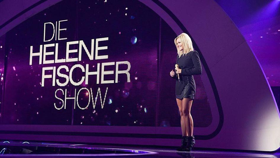 HELENE FISCHER Heute (25.12.2015) im ZDF: \