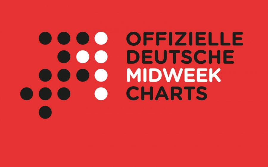Offizielle Deutsche Mid Week Charts Gfk Entertainment Charts