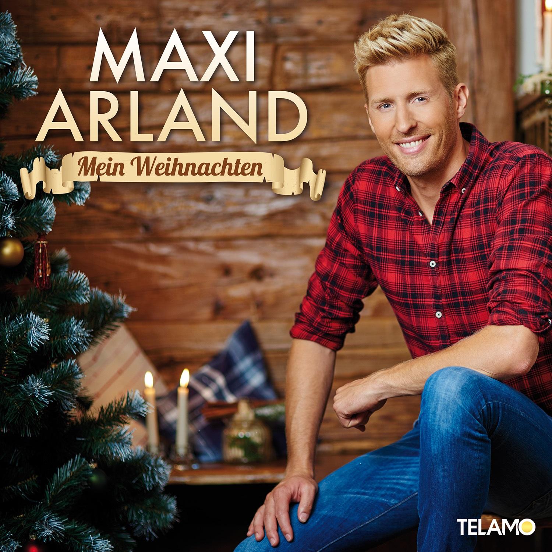 MAXI ARLAND Mit seiner CD \