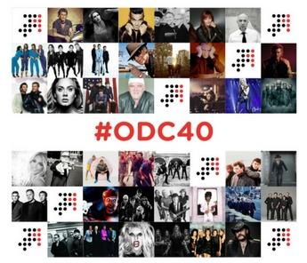 Top 40 Charts Deutschland