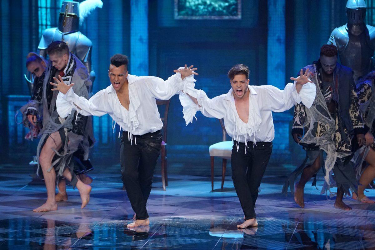 Prince Damien Luca Hänni Ua Heute 13102017 Rtl Dance Dance