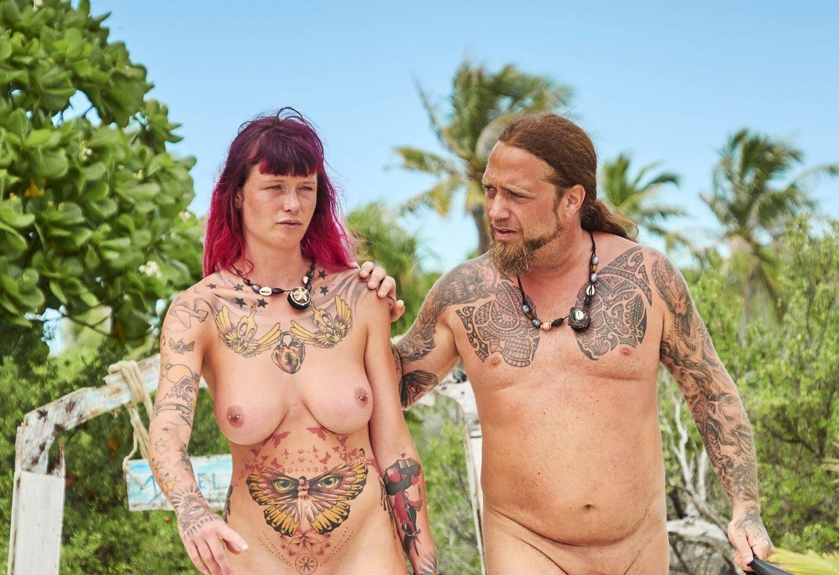 Patricia Blanco U A Adam Sucht Eva Promis Im Paradies 5 8