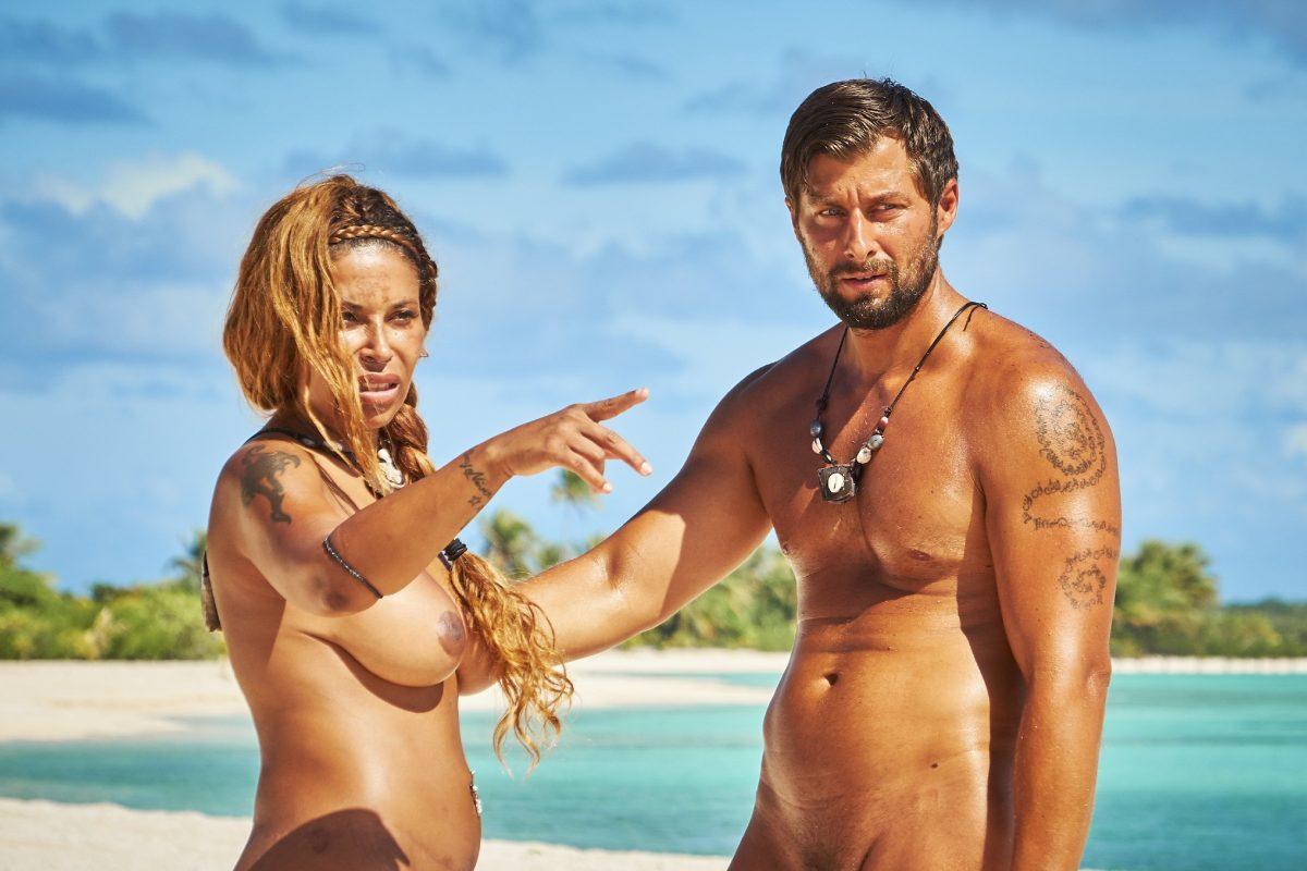 Patricia Blanco Ua Adam Sucht Eva Promis Im Paradies 68