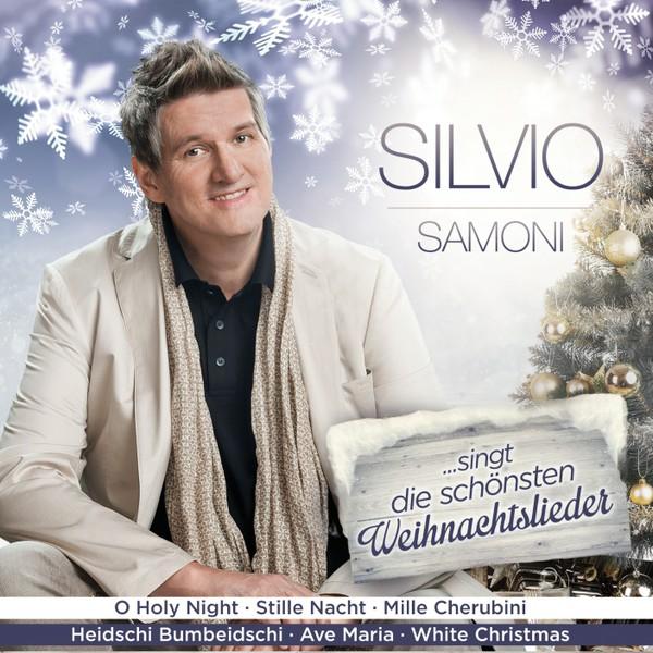Die Schönsten Weihnachtslieder Englisch.Silvio Samoniwissenswertes über Seine Neue Cd Silvia Samoni Singt