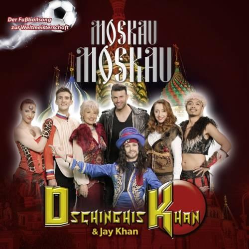 Moskau Moskau (Der Fußballsong zur Weltmeisterschaft) (Download-Bundle) * Ab 08.06.2018 auch als Maxi-CD erhältlich !!!