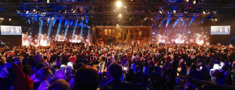 Silvestershow 2020 Linz