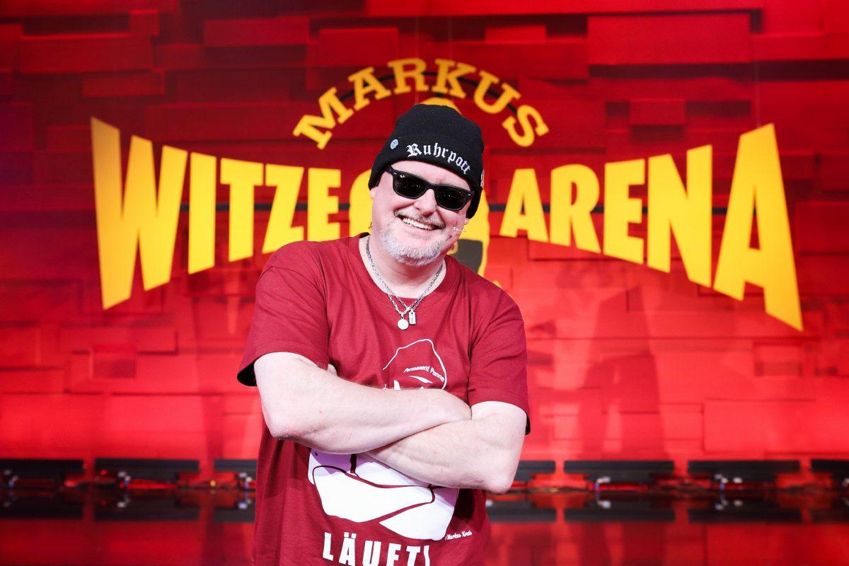 Markus Krebsheute 08092018 Rtl Markus Krebs Witzearena 2