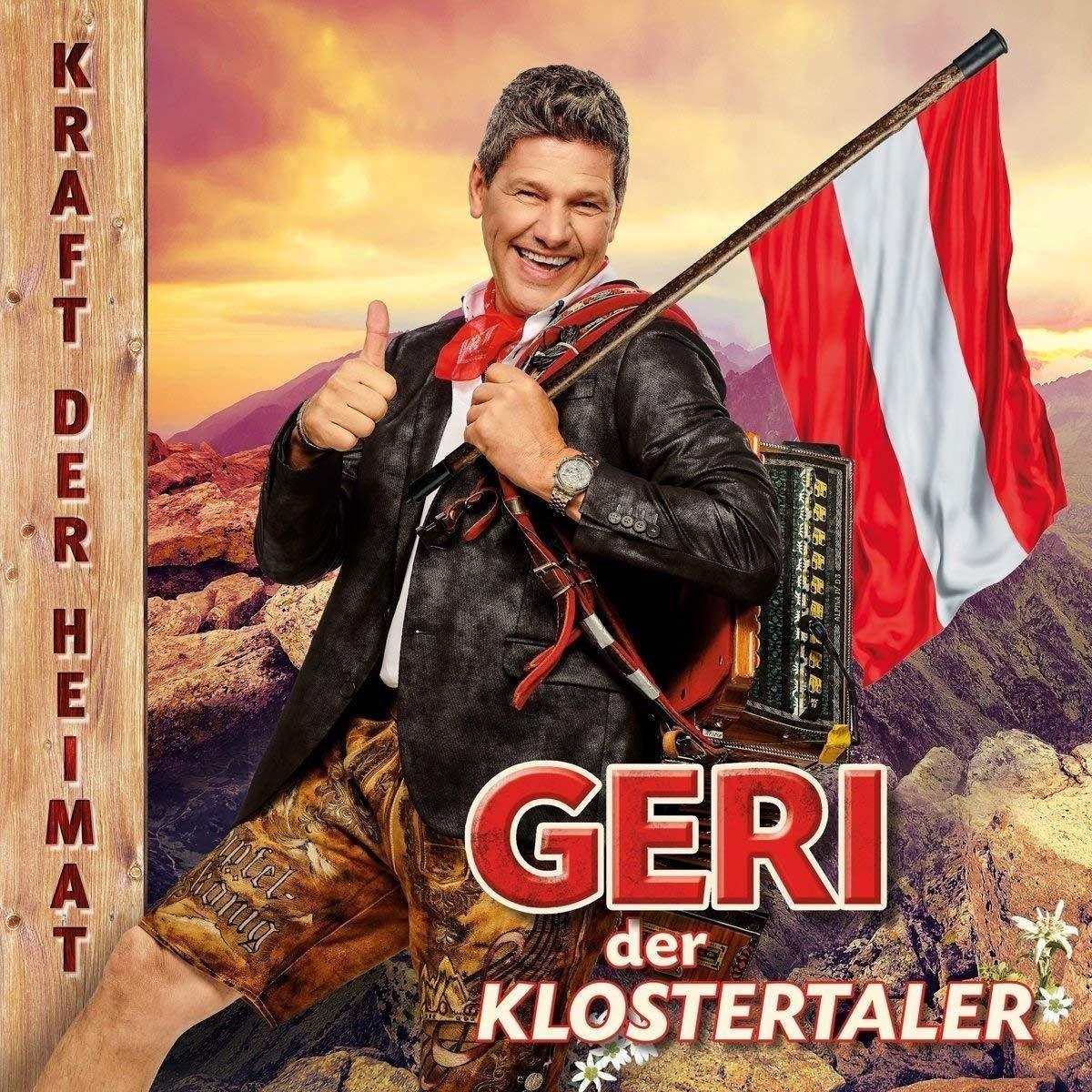 GERI DER KLOSTERTALER - Die Kraft der Heimat (CD)
