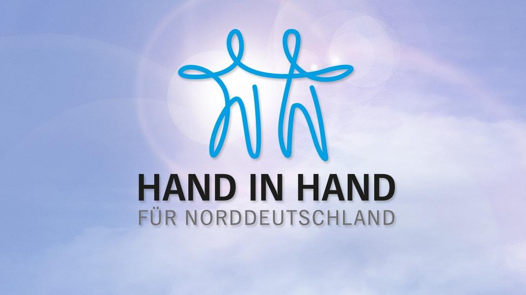 """""""HAND IN HAND FÜR NORDDEUTSCHLAND"""" <br>Spenden für Corona-Hilfe im Norden!"""