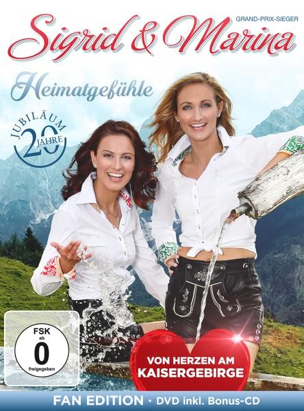 SIGRID & MARINA - Heimatgefühle - Von Herzen am Kaisergebirge (DVD)