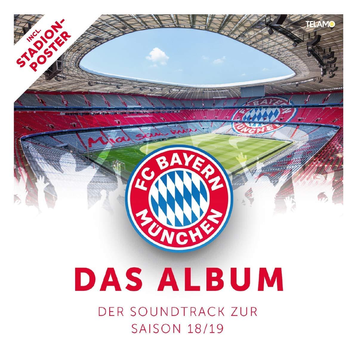 FC BAYERN MÜNCHEN - Das Album – Der Soundtrack zur Saison 18/19