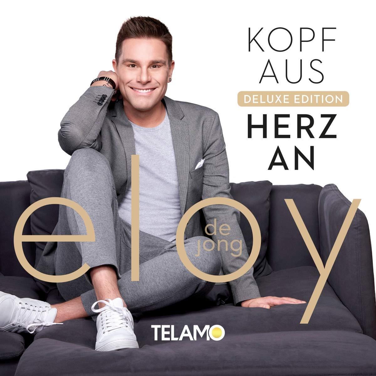 ELOY DE JONG - Kopf aus - Herz an * Deluxe Edition