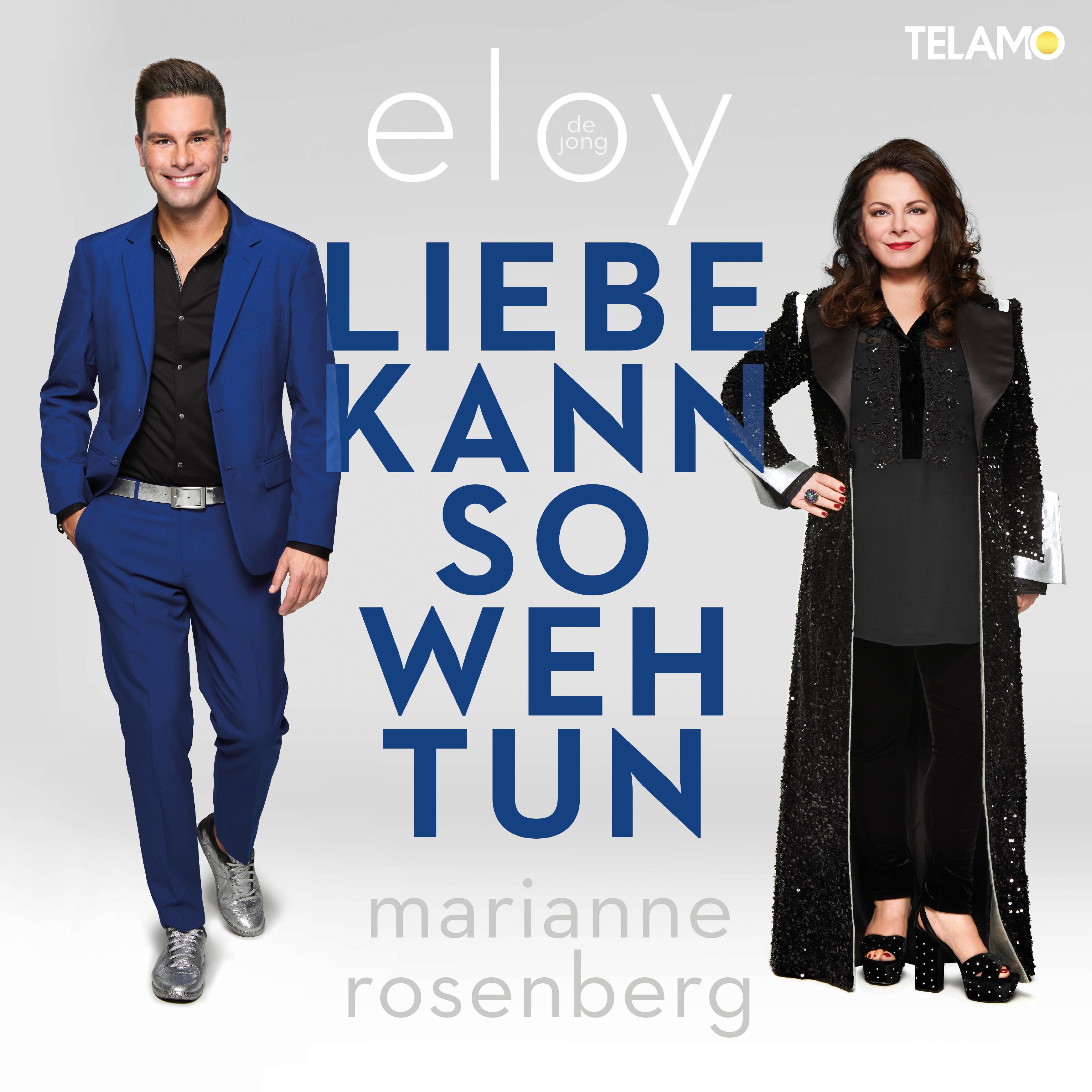 Eloy De Jong Feat Marianne Rosenberg Single Cd Liebe Kann