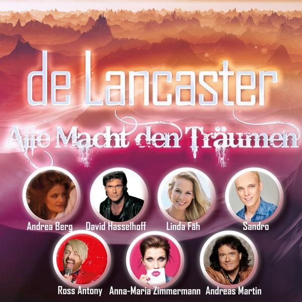 DE LANCASTER - Alle Macht den Träumen (CD)