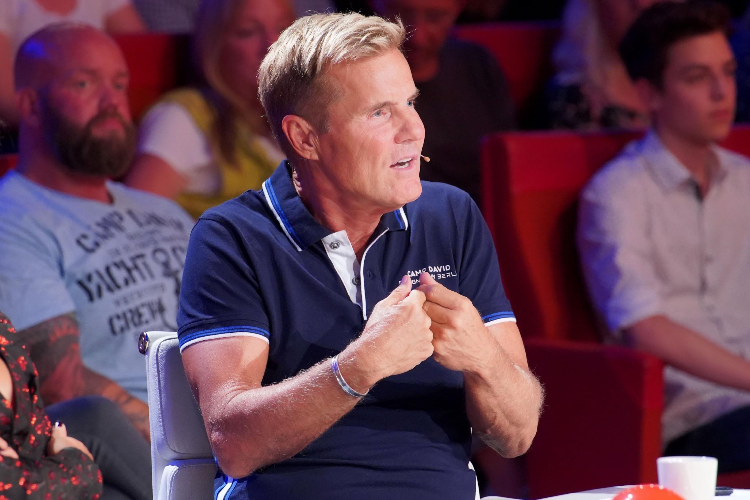 """DIETER BOHLEN u.a. Heute (17.11.), RTL: """"Das Supertalent"""" (8 ..."""