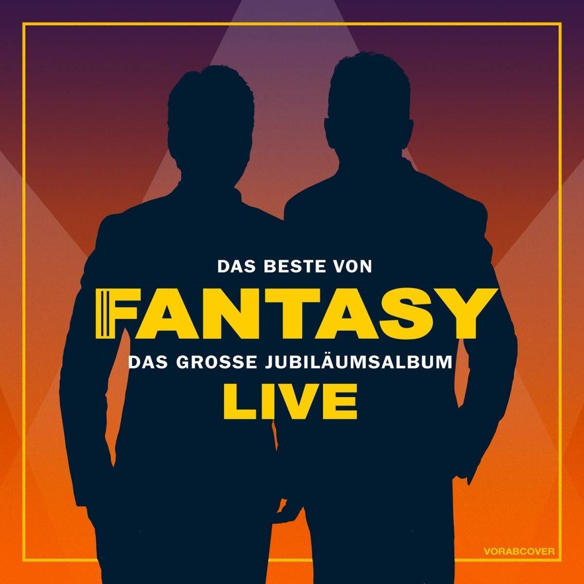 FANTASY Fantasy bescheren ihren Fans mit dem LIVE-Album zu \