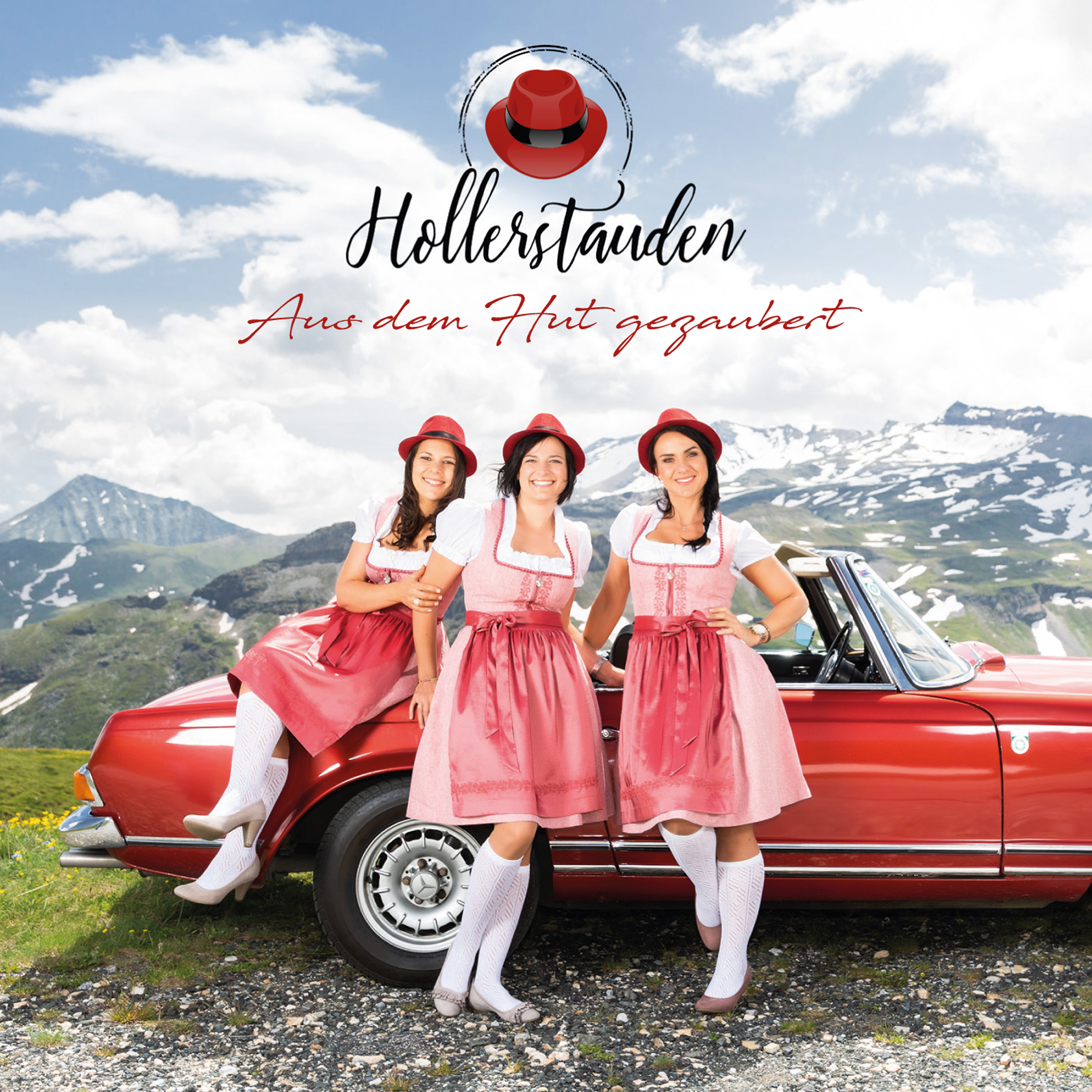 DIE HOLLERSTAUDEN - Aus dem Hut gezaubert (CD)