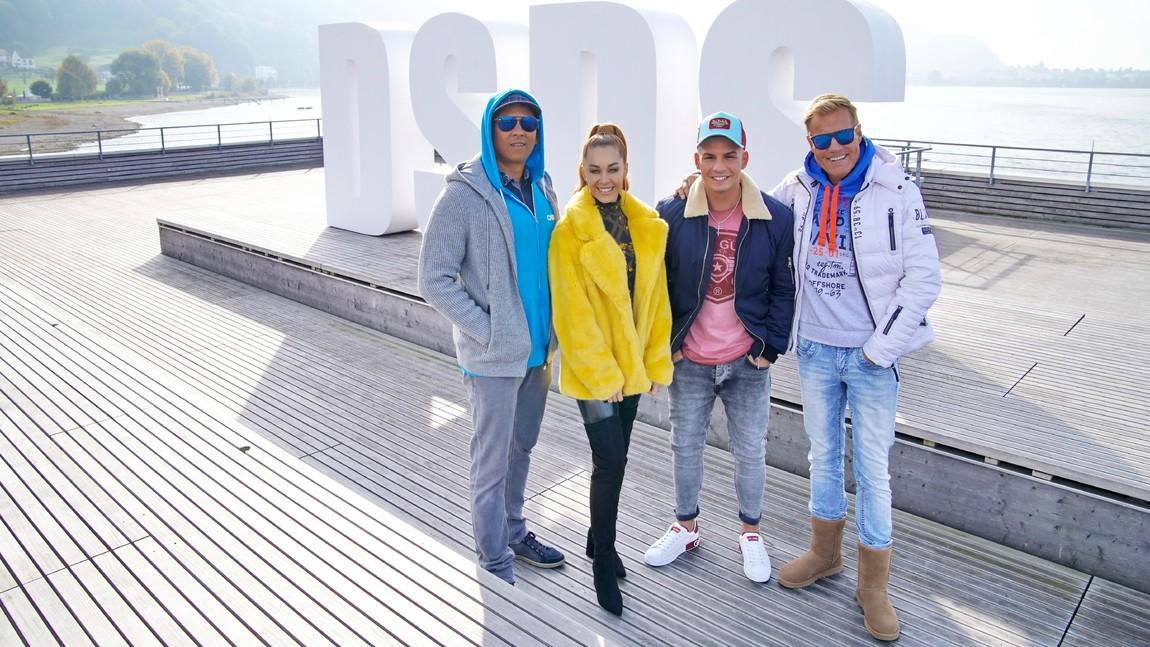 """DIETER BOHLEN, PIETRO LOMBARDI, XAVIER NAIDOO u.a. <br>Heute (28.01.), RTL: """"Deutschland sucht den Superstar"""" (8/22 – 2020)!"""