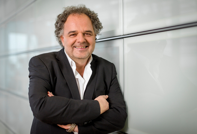 """PETER DRECKMANN <br>""""Diamant Ticket Award"""" für MDR-Unterhaltungschef Peter Dreckmann!"""