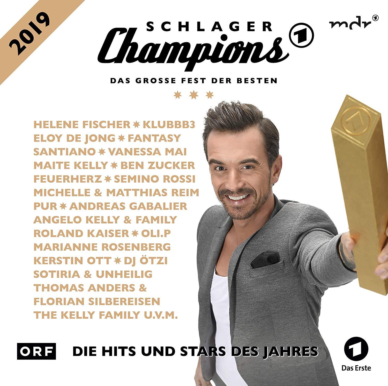 FLORIAN SILBEREISEN präsentiert ...: Schlager Champions 2019 - Das große Fest der Besten