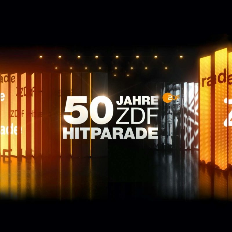 50 Jahre ZDF-Hitparade - Standard Edition (1 CD)