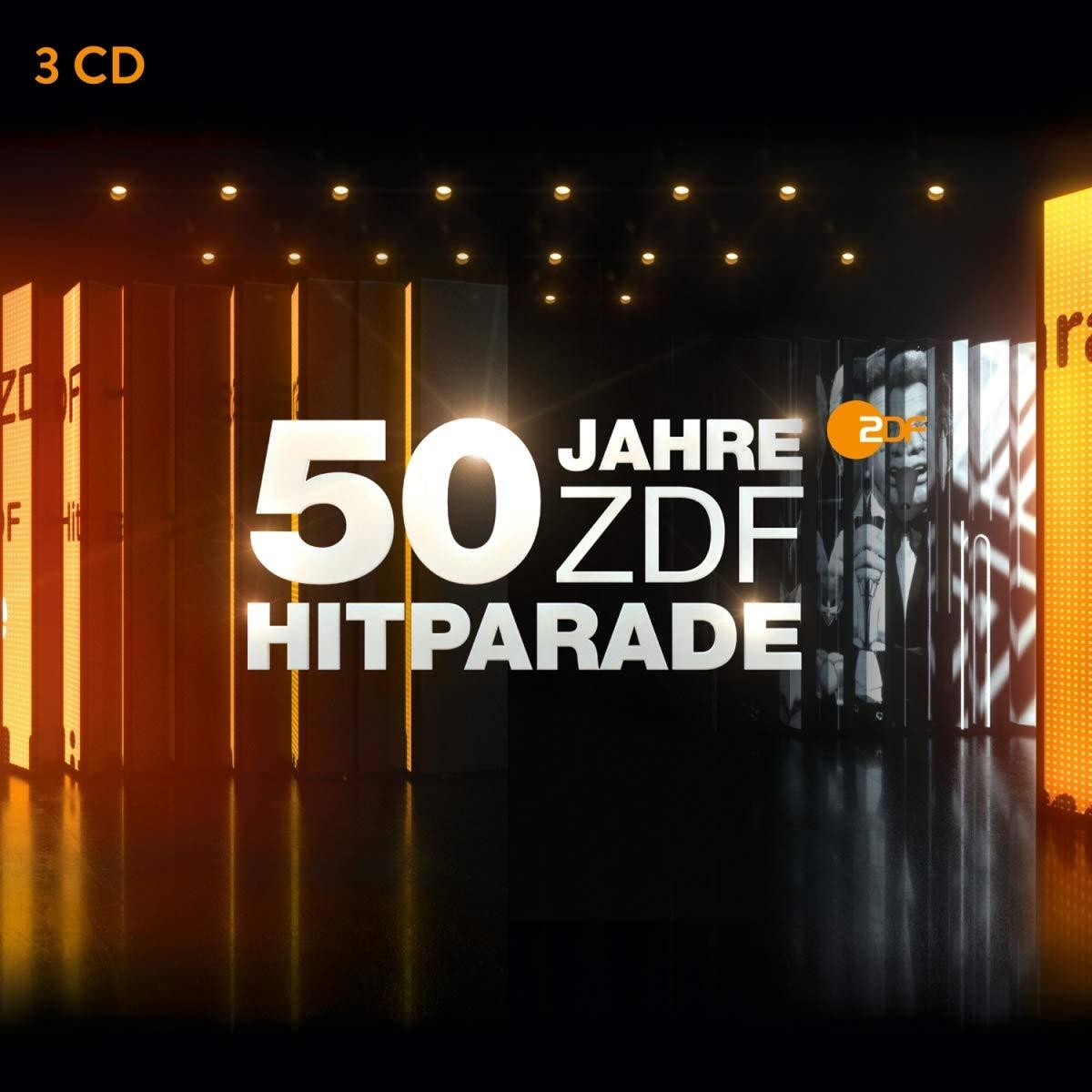 50 Jahre ZDF-Hitparade - Premium Edition (3-CD Box-Set)