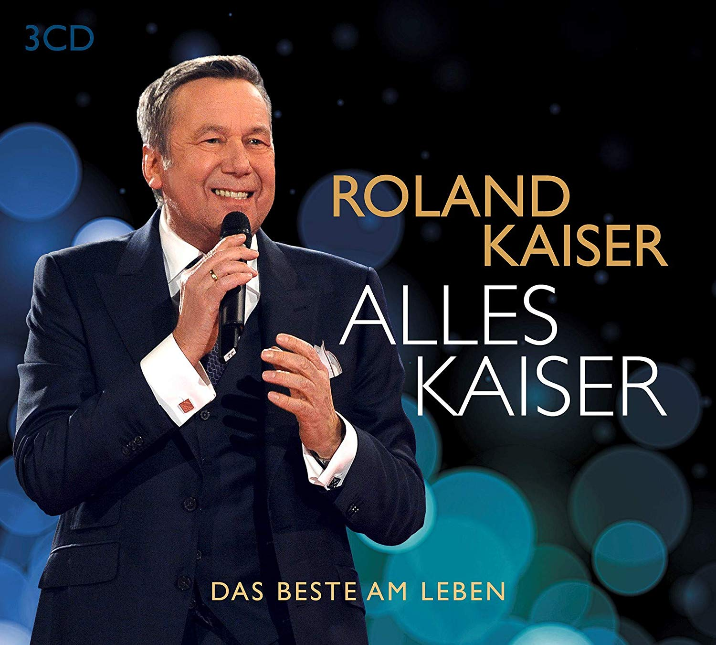 ROLAND KAISER * Alles Kaiser (Das Beste am Leben) (3-CD Box-Set)