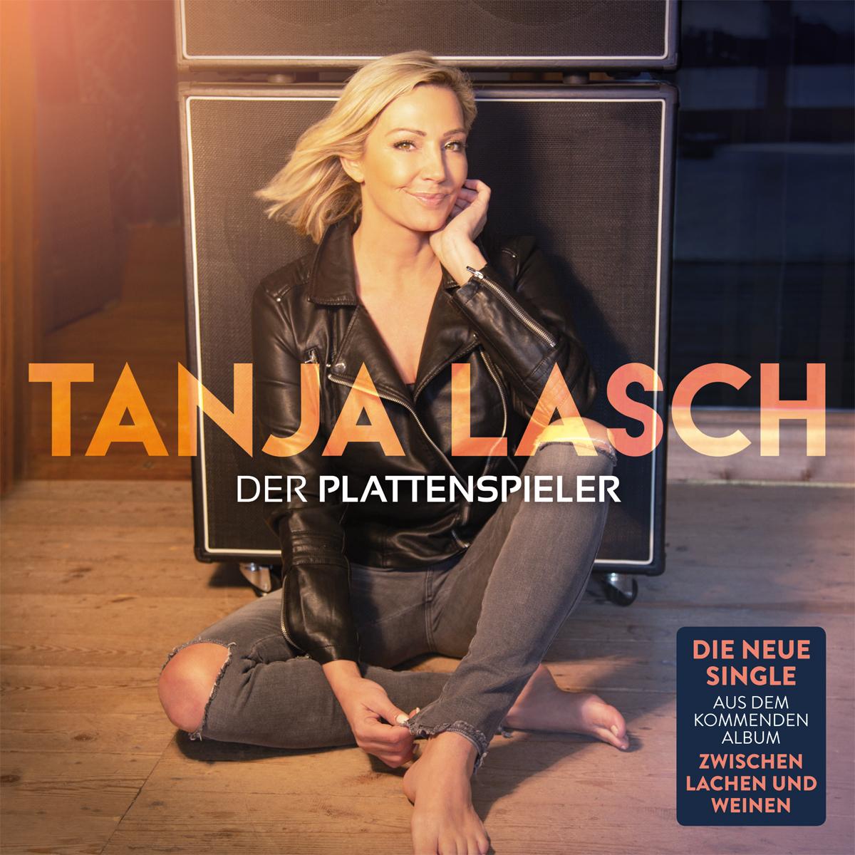 TANJA LASCH * Der Plattenspieler (Single)