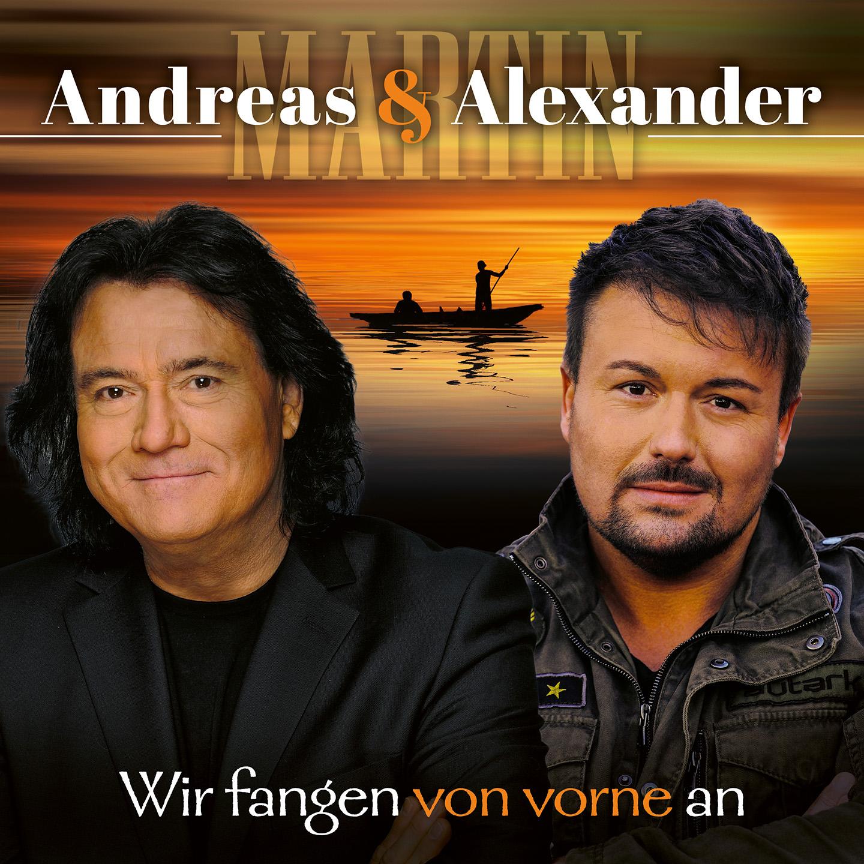 ANDREAS & ALEXANDER MARTIN * Von vorne (Doppel-CD)