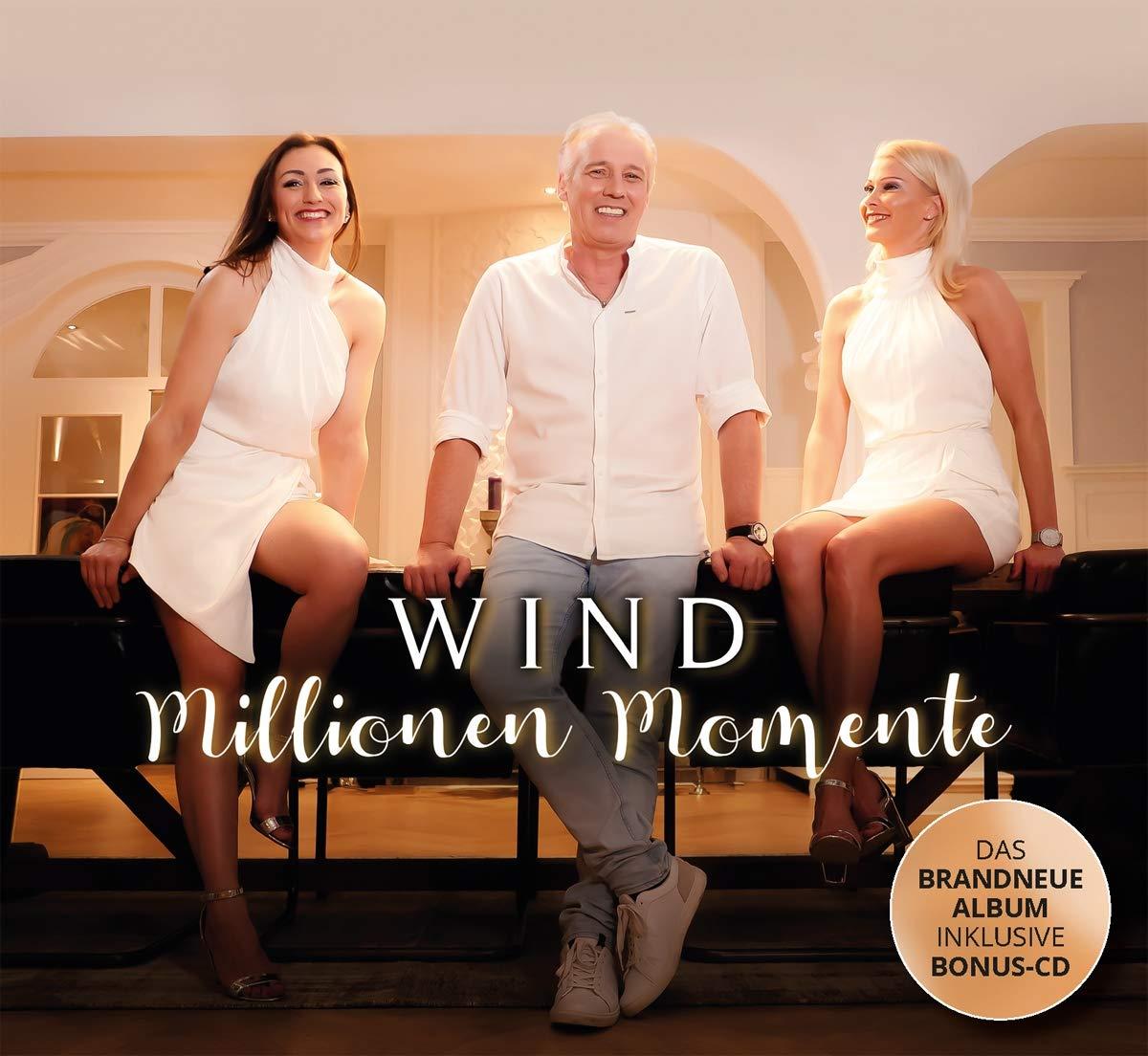 WIND * Millionen Momente (CD+Bonus-CD)