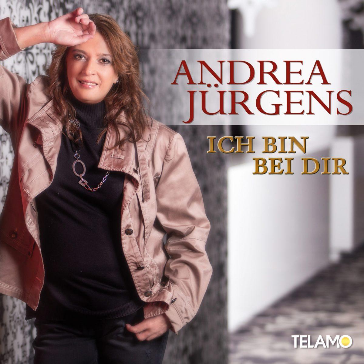 Bildergebnis für Andrea Jürgens Ich bin bei dir