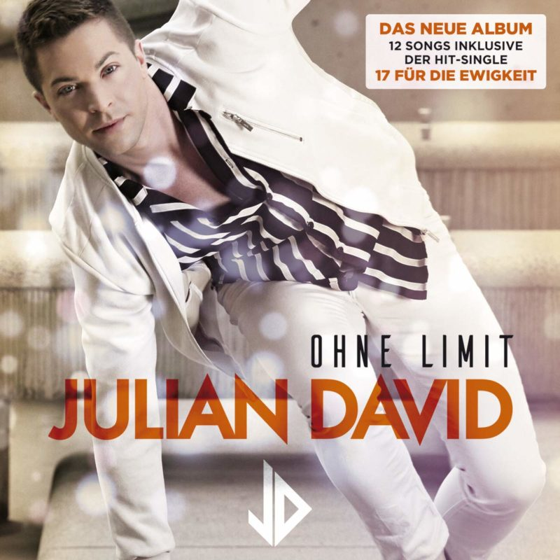 JULIAN DAVID * Ohne Limit (CD)