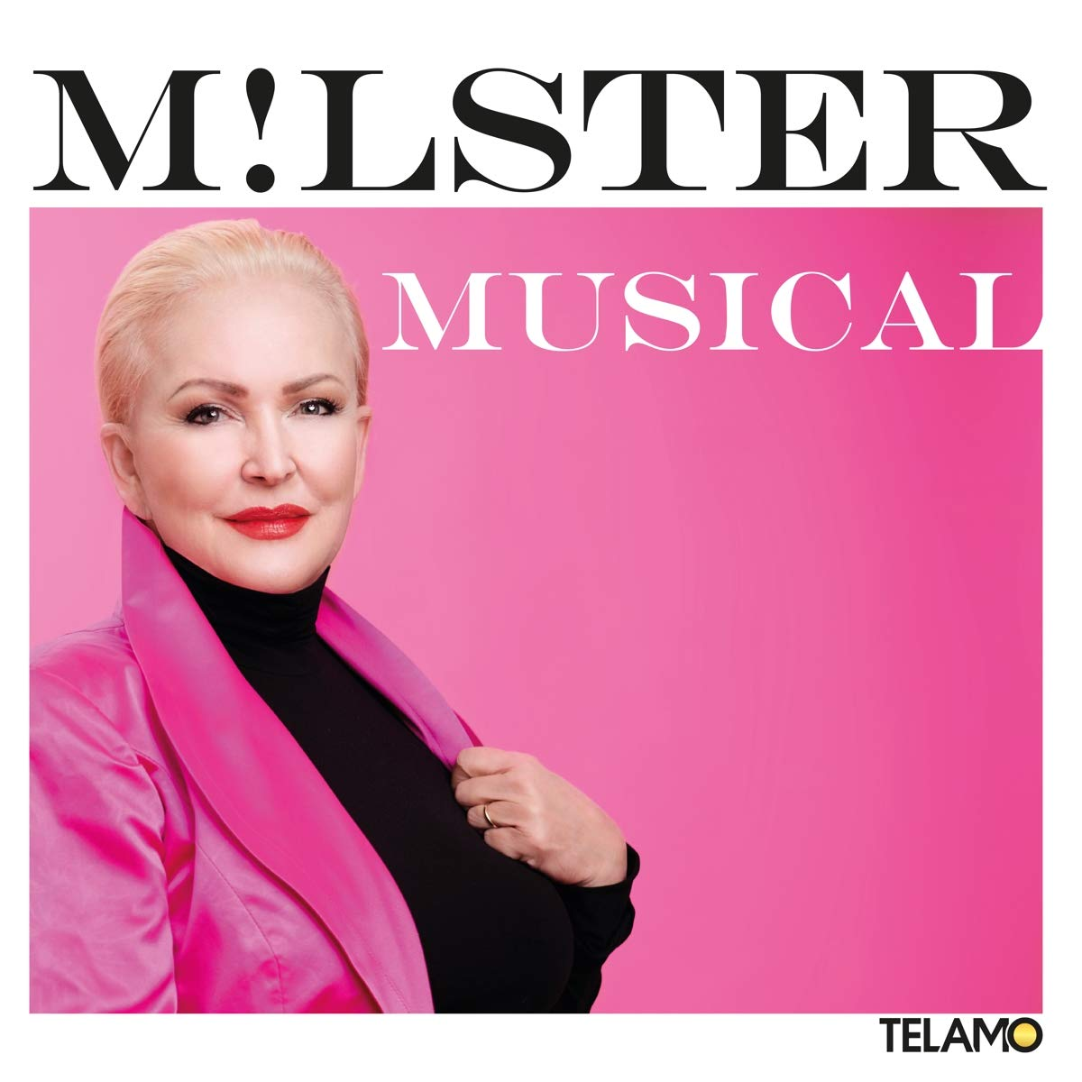 ANGELIKA MILSTER * M!lster singt Musical (CD)