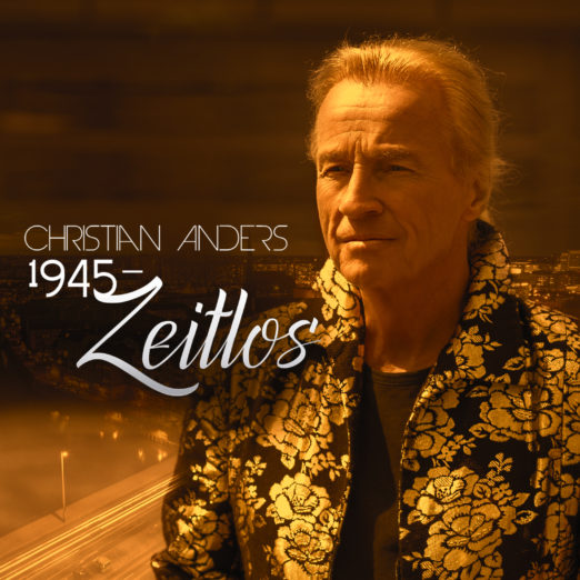 CHRISTIAN ANDERS * Zeitlos (1945 - ....)  (4-CD Box-Set)