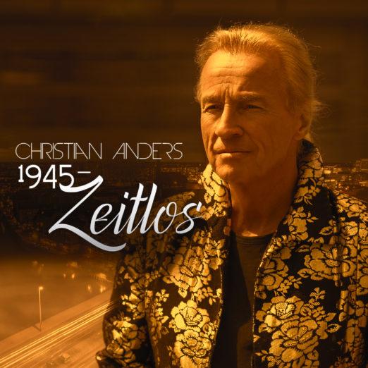 CHRISTIAN ANDERS * Zeitlos (1945 - ....)  (4-CD Box-Set)