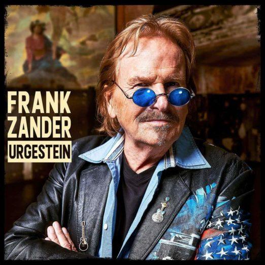 FRANK ZANDER * Urgestein (CD) * Auch als Vinyl-LP erhältlich!