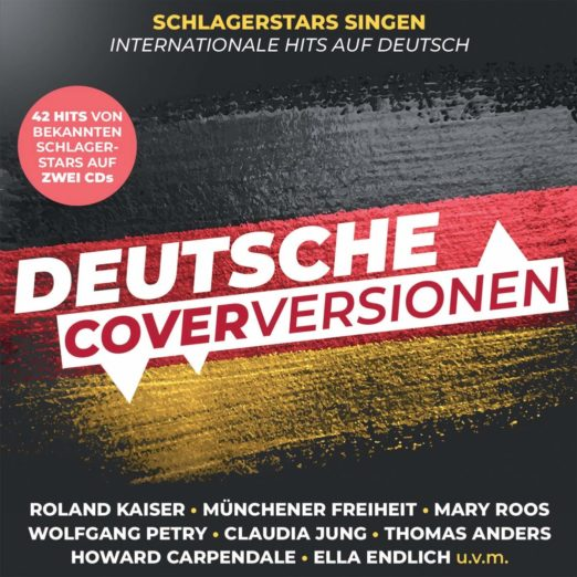 DIVERSE * Deutsche Coverversionen (Doppel-CD)