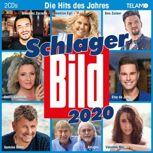 DIVERSE * Schlager BILD 2020 (Doppel-CD)