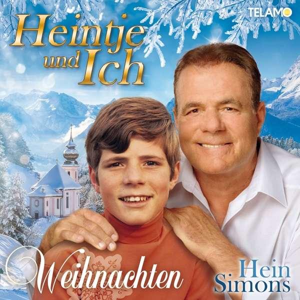 HEIN SIMONS * Heintje und Ich - Weihnachten (CD)
