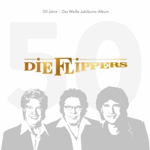 DIE FLIPPERS * 50 Jahre - Das weiße Jubiläums-Album (5-CD Box-Set)