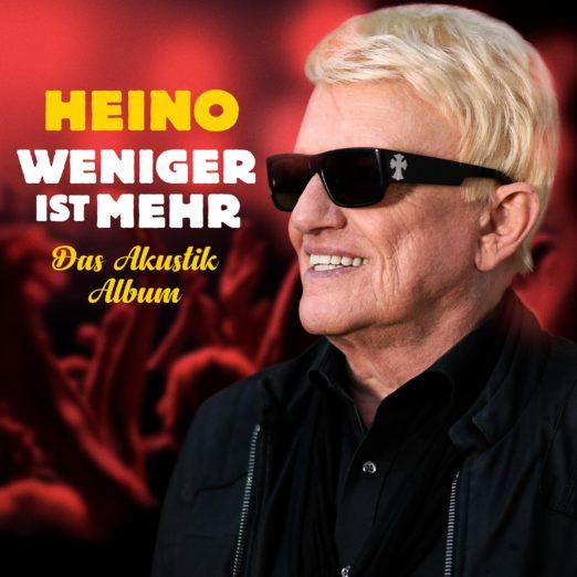 HEINO * Weniger ist mehr - Das Akustik Album