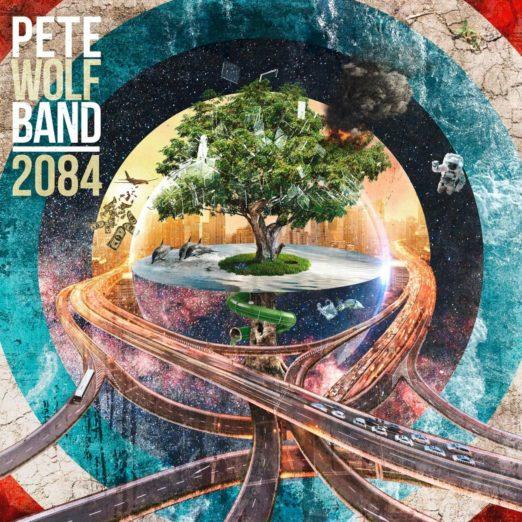 PETE WOLF * 2084 (CD; Doppel-Vinyl)