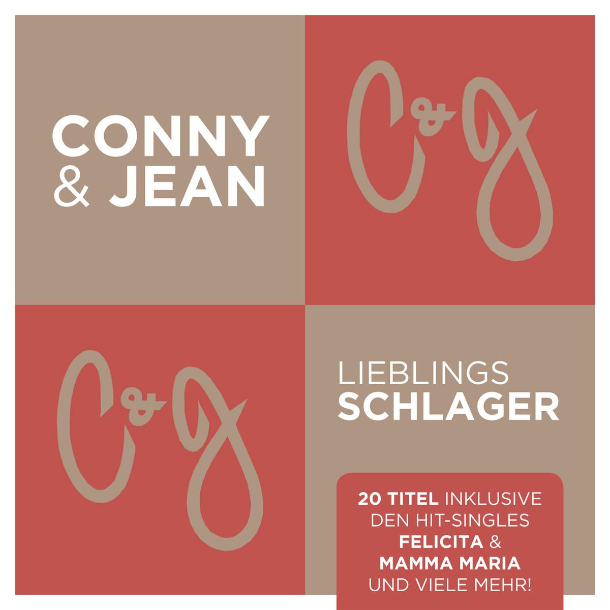 CONNY & JEAN * Lieblingsschlager (CD)