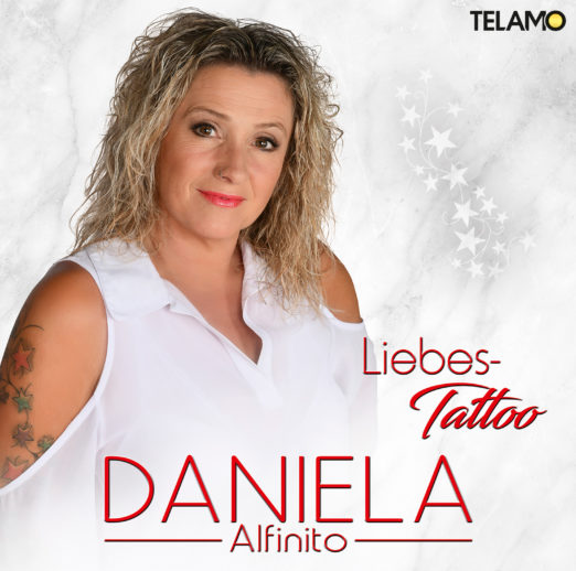 DANIELA ALFINITO * Liebes-Tattoo (CD)