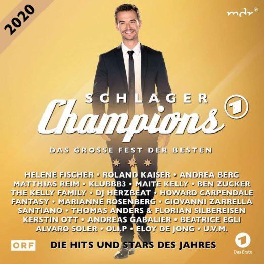 DIVERSE * Schlagerchampions 2020 - Das große Fest der Besten (Doppel-CD)