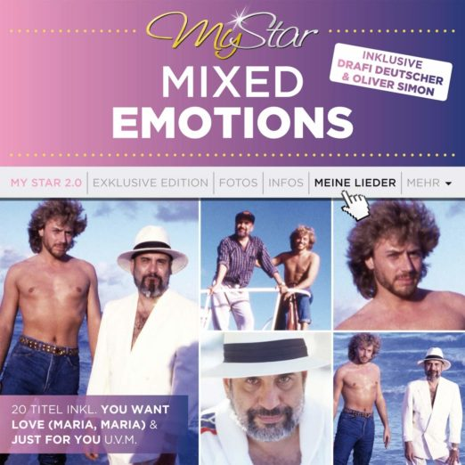 MIXED EMOTIONS * My Star (CD)