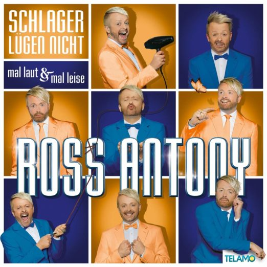 ROSS ANTONY * Schlager lügen nicht - mal laut & mal leise (Doppel-CD)
