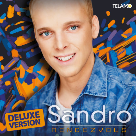 SANDRO * Rendezvous (Deluxe Version)  (CD)